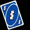 Uno Reverse Card Meme Cursor