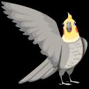Cockatiel Cursor