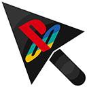 Playstation Logo Cursor