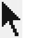 Seashell Pixel Cursor