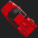 Lamborghini Countach Cursor