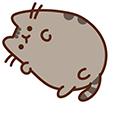 Pusheen Cat Cursor