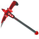 Fortnite Red Knight Pickaxe Cursor