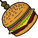 Bobs Burgers Bob and Burger Cursor