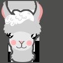 Cute Alpaca Cursor