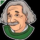 Albert Einstein Cursor