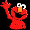 Elmo Rise Meme Cursor
