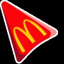 McDonalds Happy Meal Cursor