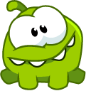 Cut the Rope Om Nom and Candy Cursor