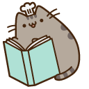 Pusheen the Baker Cursor