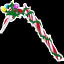 Fortnite Merry Marauder Skin Candy Axe Pickaxe Cursor