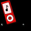 VSCO Girl iPod and Coke Cursor