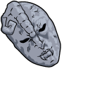 JoJos Bizarre Adventure Dio Brando and Stone Mask Cursor