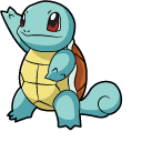 Pokemon Squirtle and Blastoise Cursor