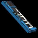 Bobs Burgers Gene Belcher and Piano Keyboard Cursor