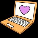 VSCO Girl Sleep Mask and Laptop Pointer