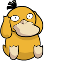 Pokemon Psyduck Pointer