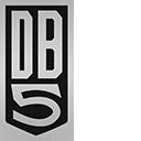 Aston Martin DB5 Logo Pointer