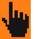 Pumpkin Pixel Pointer