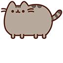 Pusheen Cat Pointer