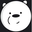 We Bare Bears Ice Bear Pointer