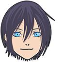 Noragami Yato Crown Pointer