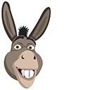 Shrek Donkey Pointer