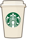 Starbucks Coffee Cup Pointer