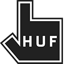 HUF Logo Pointer
