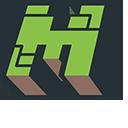 Minecraft Logo Pointer