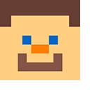 Minecraft Steve Pointer