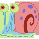 SpongeBob Gary the Snail Food Bowl Pointer