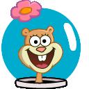 SpongeBob Sandy Cheeks Nut Pointer