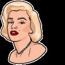Marilyn Monroe Pointer