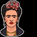Frida Kahlo Pointer