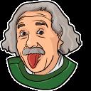 Albert Einstein Pointer