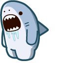Cute Shark and Lollipop Pointer