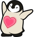 Cute Penguin Pointer