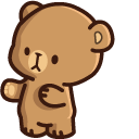 Cute Bear and Beehive Pointer
