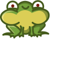 Cute Frog Pointer