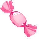 Pink Lollipop and Wrapped Candy Pointer