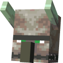 Minecraft Saddle and Ravager Pointer