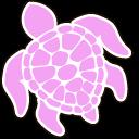 VSCO Girl Save the Turtles Pointer