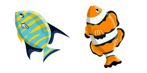 Exotic Fish Cursor