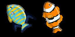 Exotic Fish Curseur