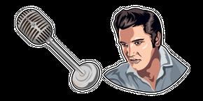 Elvis Presley Cursor