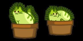 Cute Catctus Curseur