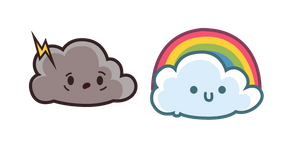 Курсор Cute Cloud