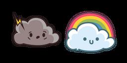 Cute Cloud Cursor