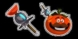 Fortnite Clinger and Tomatohead Cursor